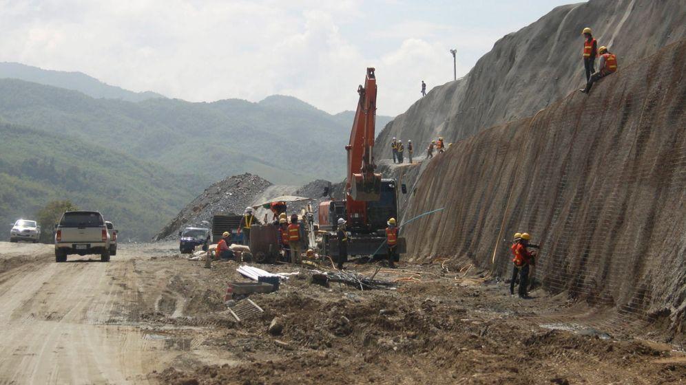 Staudamm Xayaburi: Wasserkraftwerk für Laos