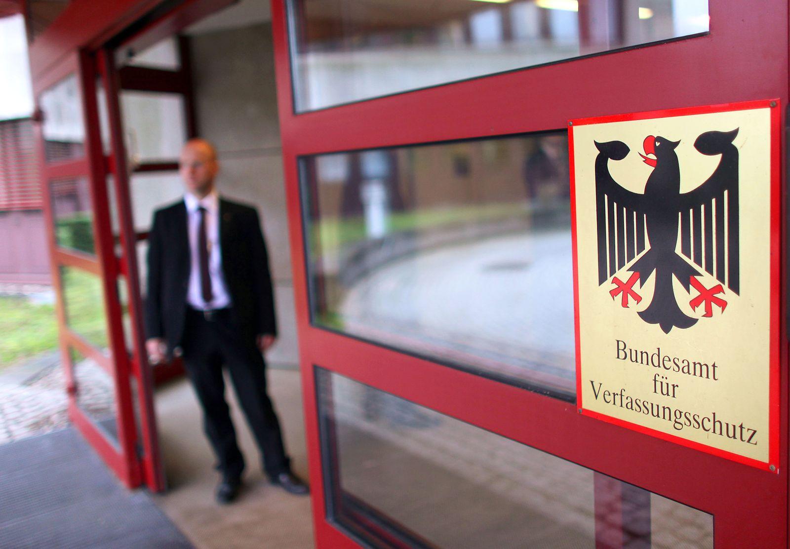 Bundesamt fÂ?r Verfassungsschutz