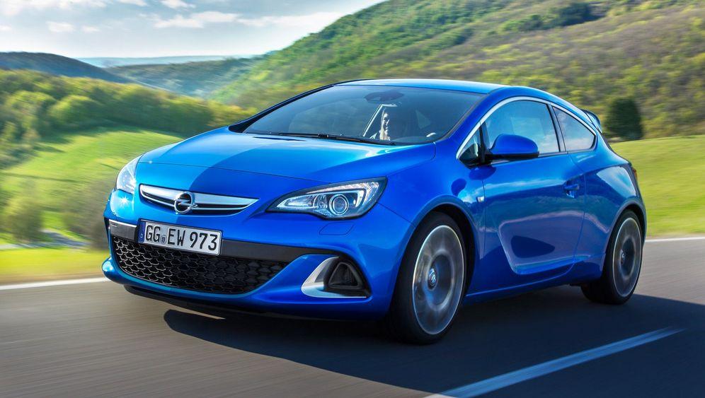 Opel Astra OPC: Rüsselsheims Rassigster