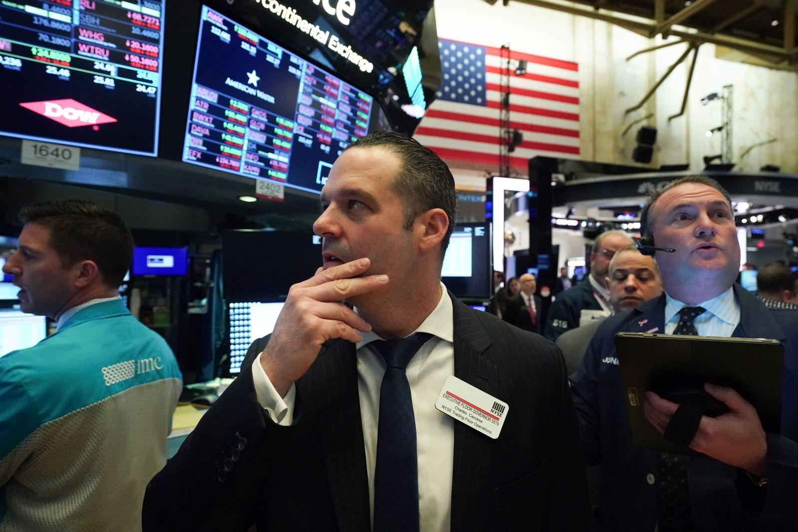 US-STOCKS-MARKET