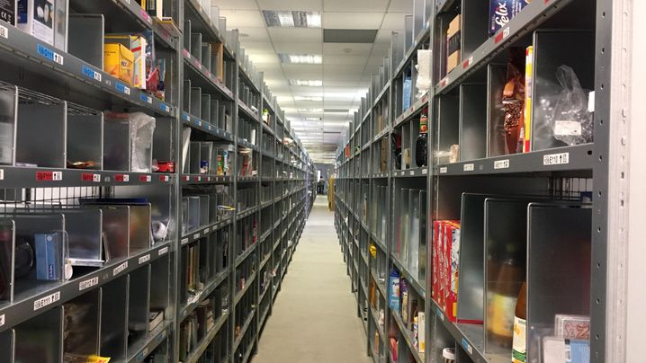 Amazon: Das Ultra Fast Delivery Zentrum