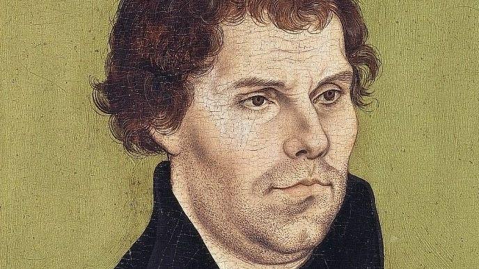 »Entsetzlicher Irrweg«: Der sächsische Hofmaler Lucas Cranach d. Ä. porträtierte den Reformator Martin Luther 1526