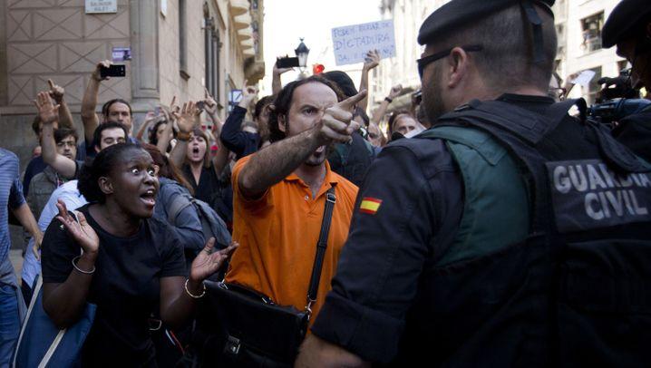 Katalonien: Die Machtfrage