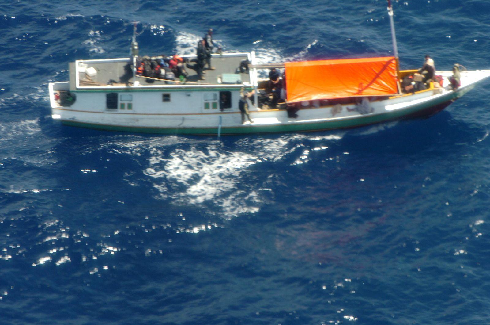 Australien/Bootsflüchtlinge