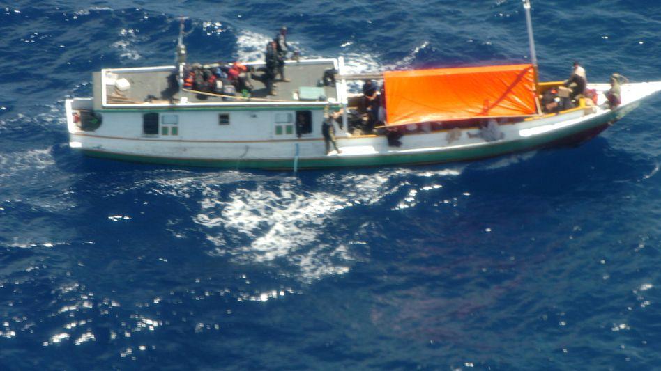 """Flüchtlingsboot vor Australiens Küste: """"Wir können zur Rechenschaft gezogen werden"""""""