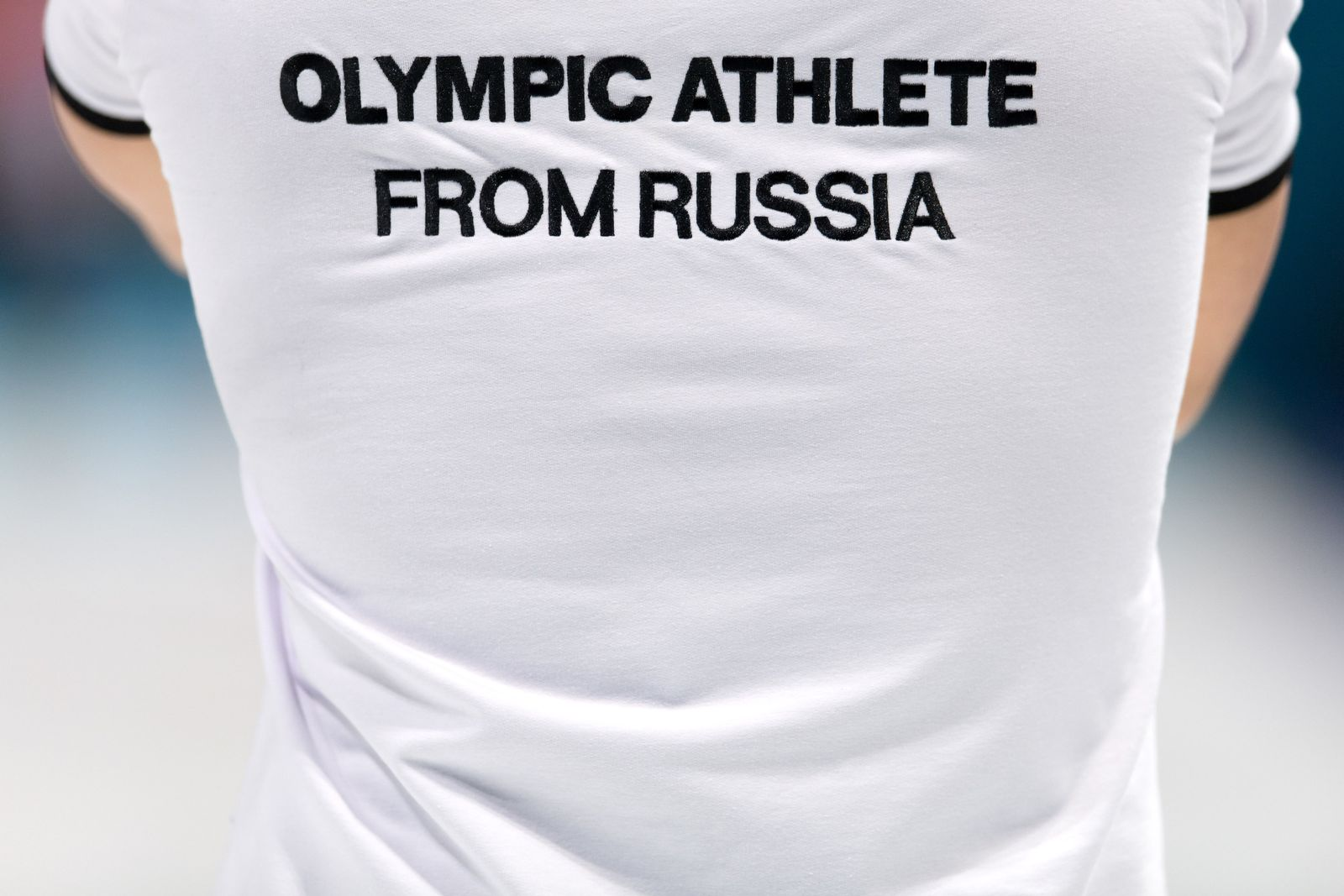 Olympic Athlete from Russia