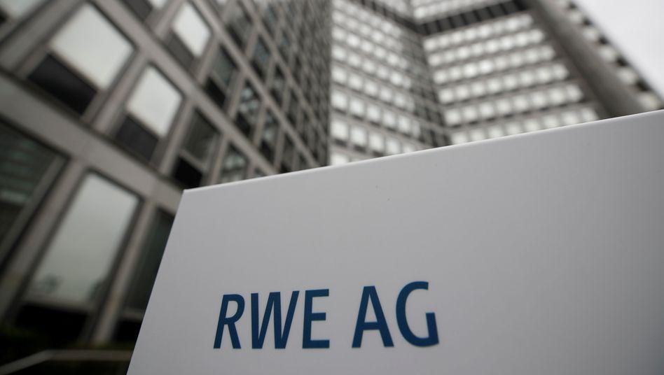 RWE-Zentrale in Essen (Archivbild)