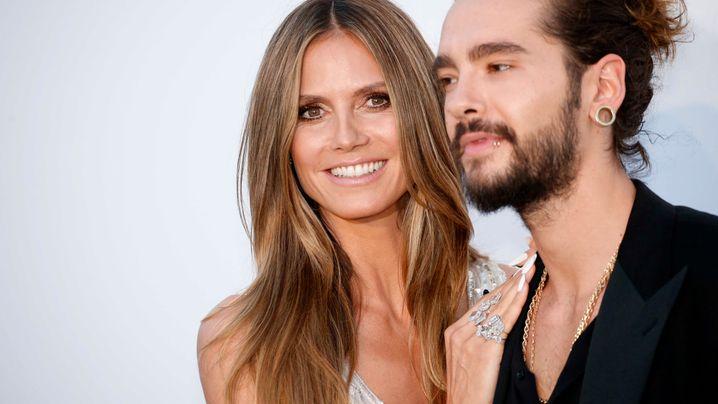 Tom Kaulitz über Heidi Klum: Liebe auf den ersten Blick
