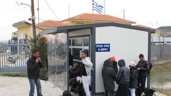 Griechenland: Flüchtlingsdrama an der EU-Grenze