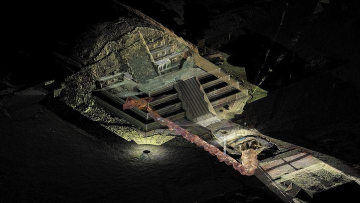 Teotihuacán: Das Tor zur Unterwelt