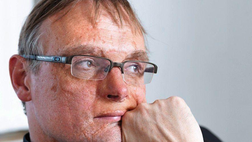 Ästhetikprofessor Ensslin: »Ich sitze hier lebendig, nicht geopfert«