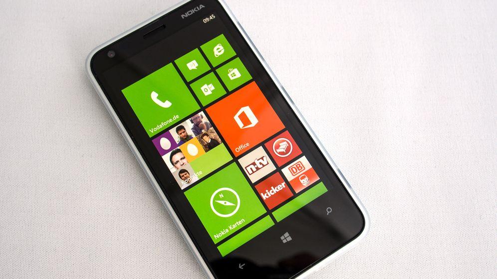 Nokia Lumia 620: Das günstige Windows-Smartphone im Test