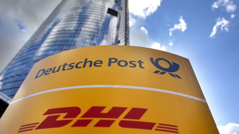Deutsche-Post-Zentrale in Bonn