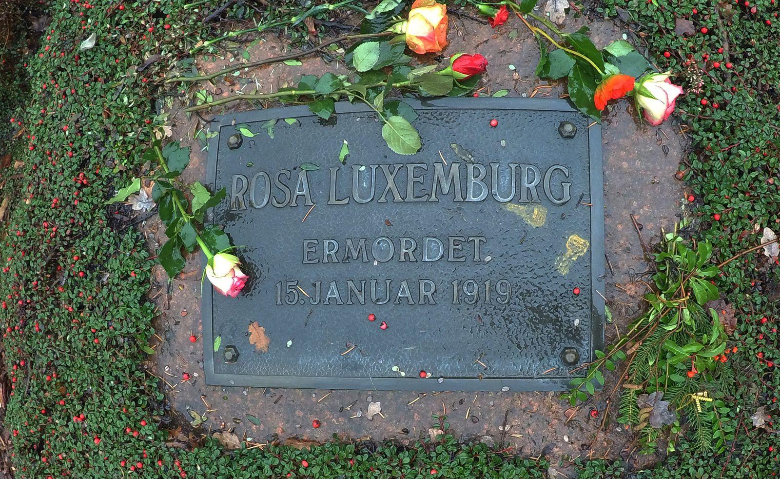 Zentralfriedhof Friedrichsfelde
