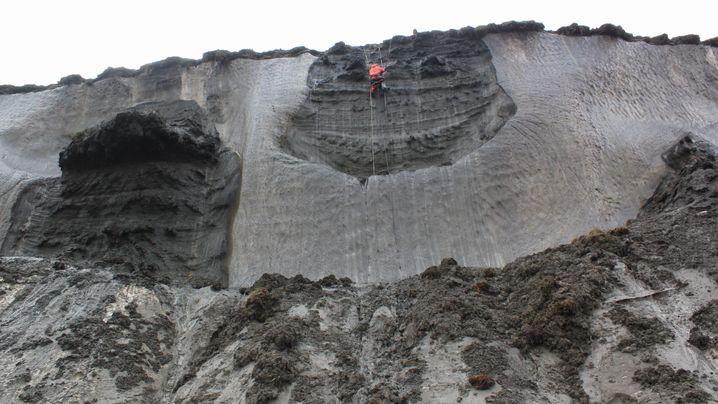 Schmelzender Permafrost: Gefahr durch erwachende Mikroben