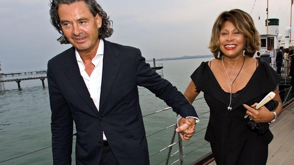 Erwin Bach und Tina Turner (2007): Seit Jahren ein Paar, jetzt die Hochzeit
