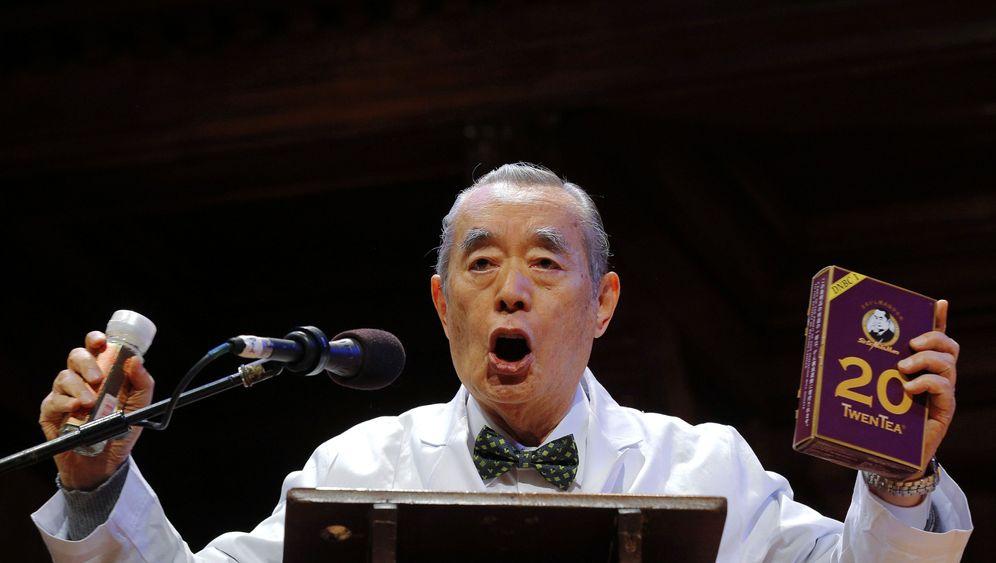Ig-Nobelpreise 2014: Da lacht das Labor
