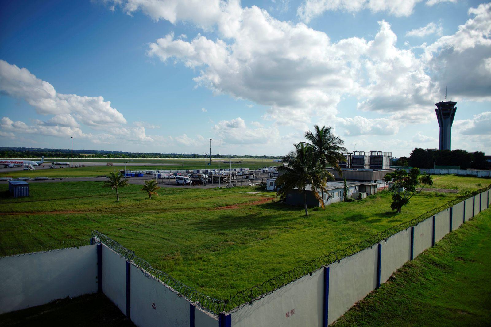 Cuba Kuba Havana Hvanna FLughafen