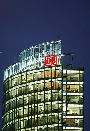 Bahn-Tower am Potsdamer Platz: Vor allem für Unternehmen attraktiv, die nach Osten blicken
