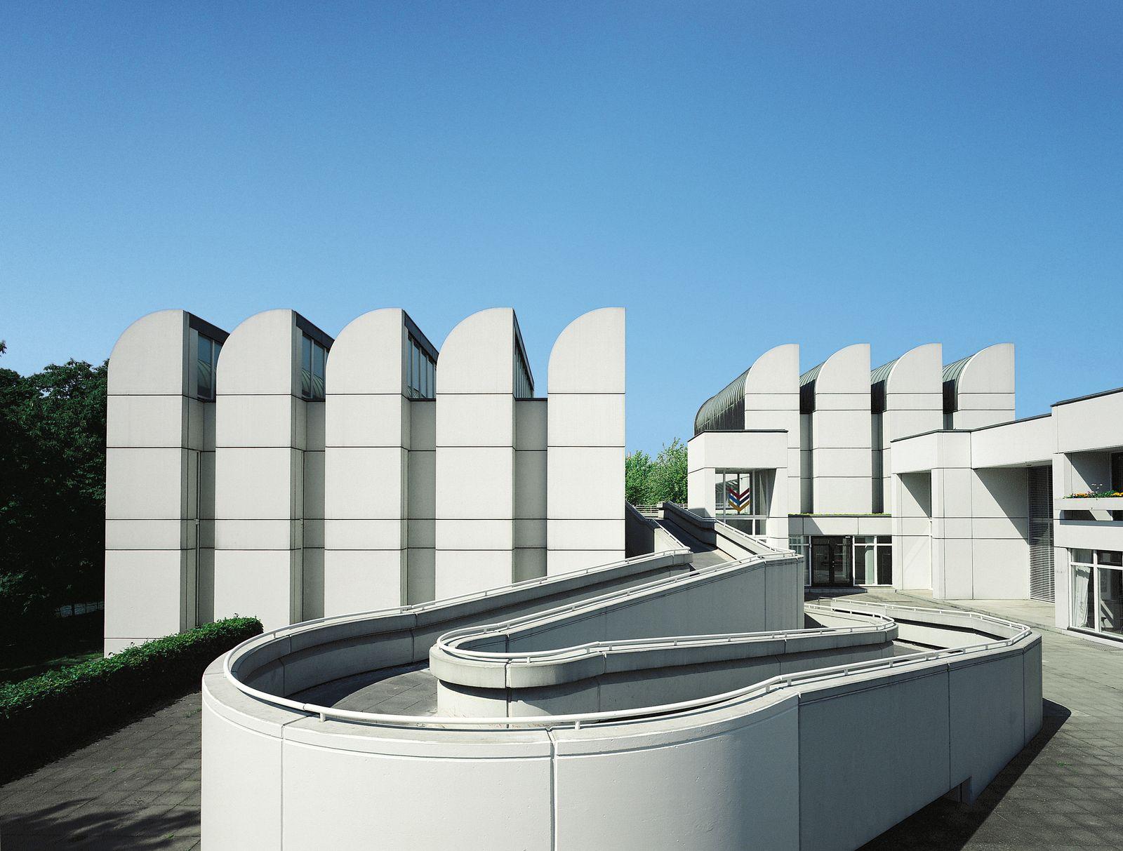 EINMALIGE VERWENDUNG Bauhaus-Archiv Berlin