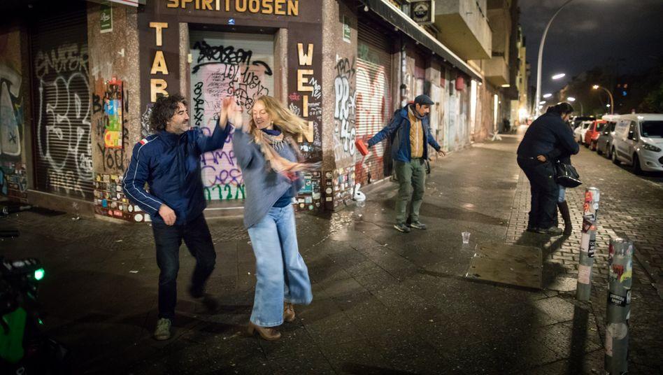 """Tanzpaar in Berlin: """"Tanzen ist für mich Meditation"""""""
