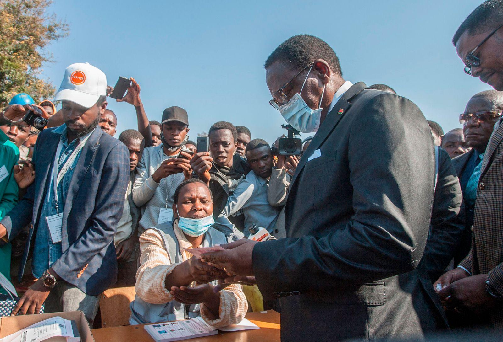 MALAWI-POLITICS-VOTE