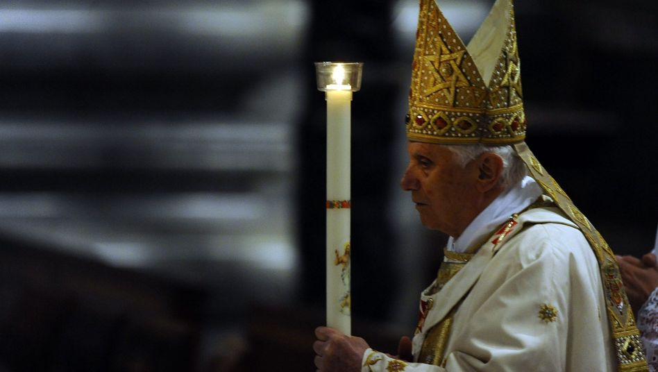 During his time as archbishop in Germany, Joseph Ratzinger, now Pope Benedict XVI, chaired a meeting in which a pedophile priest's living arrangements and therapy were discussed. He must have been familiar with the man's criminal past.
