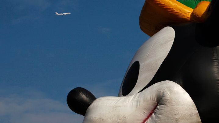 Micky Maus in China: Disney neuer Vergnügungspark