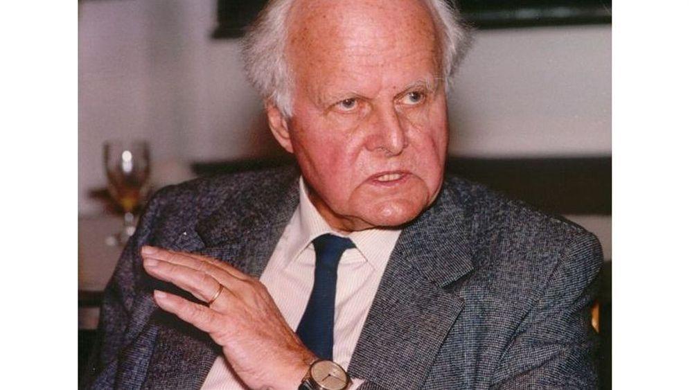 Carl Friedrich von Weizsäcker: Werbetrommler für die Superbombe