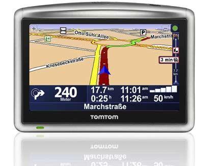 Navigationsgerät: Zärtliche Gefühle für den Taschencomputer