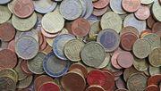 Zollbeamte finden in Auto 18.000 Euro - in Münzen