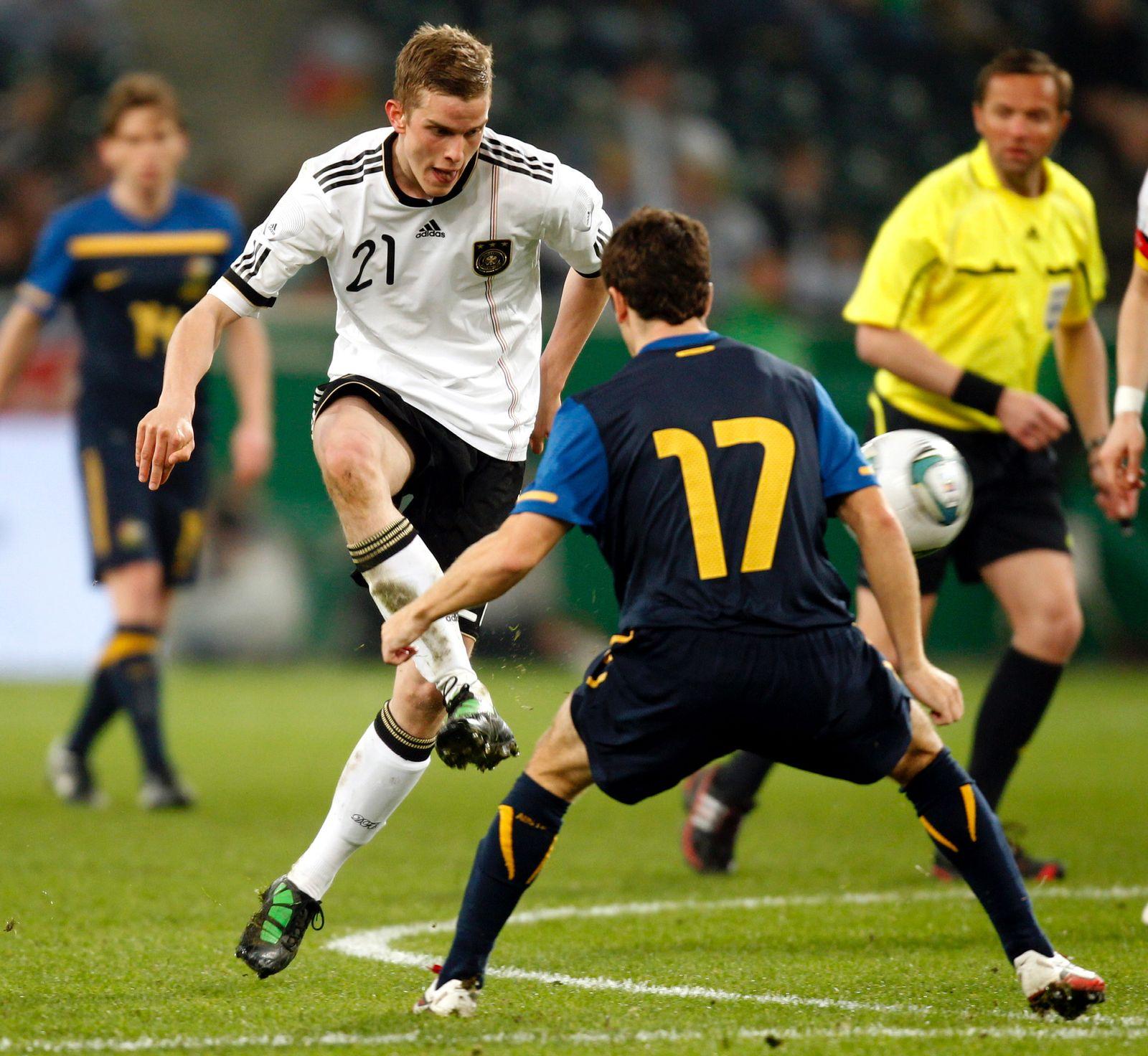 NICHT VERWENDEN Fussball/Nationalmannschaft/Freundschaftsspiel