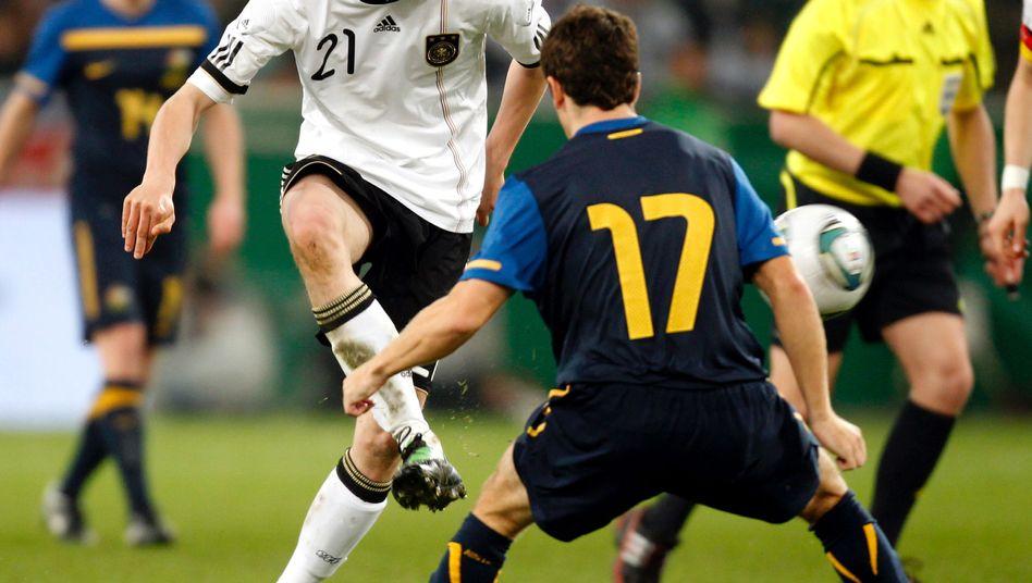 Dortmunder DFB-Debütant Bender: Öffentliche Kritik durch den Bundestrainer