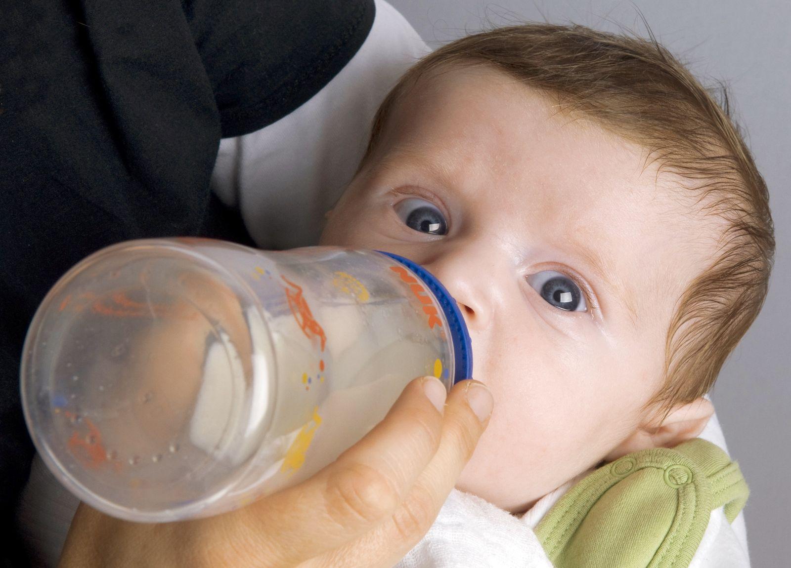 Bisphenol A / Babyflasche