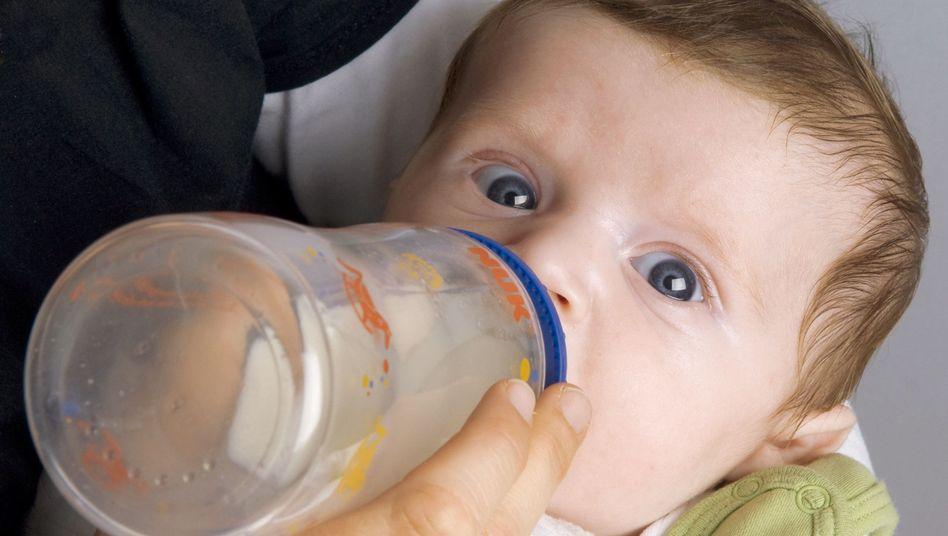 Bisphenol A im Plastikfläschchen: Produktion ab März verboten