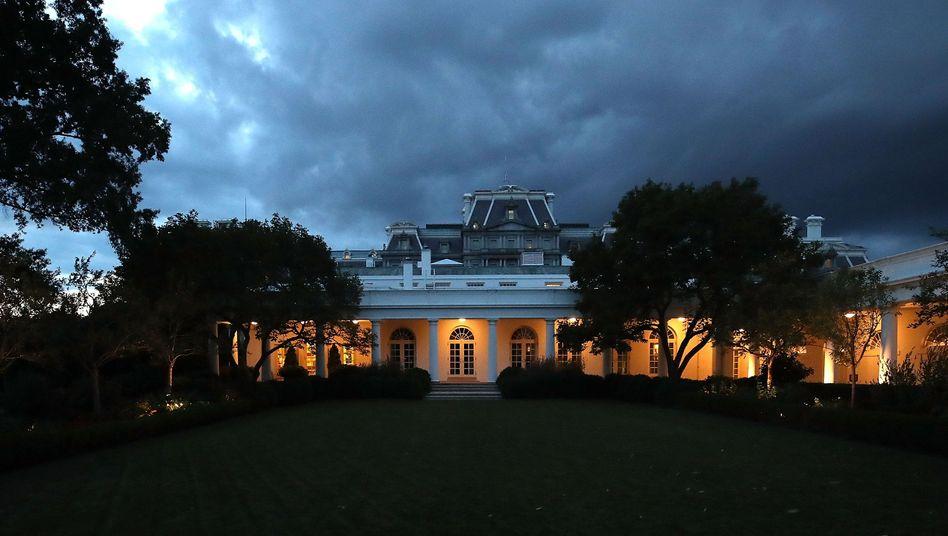 Weißes Haus, West Wing