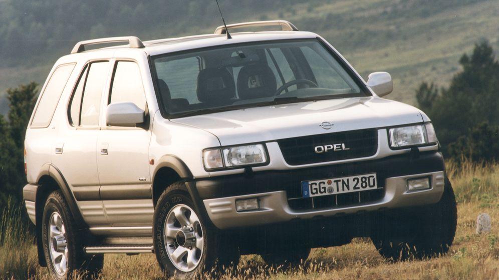 Opel Frontera - als Rüsselsheim einen Trend setzte