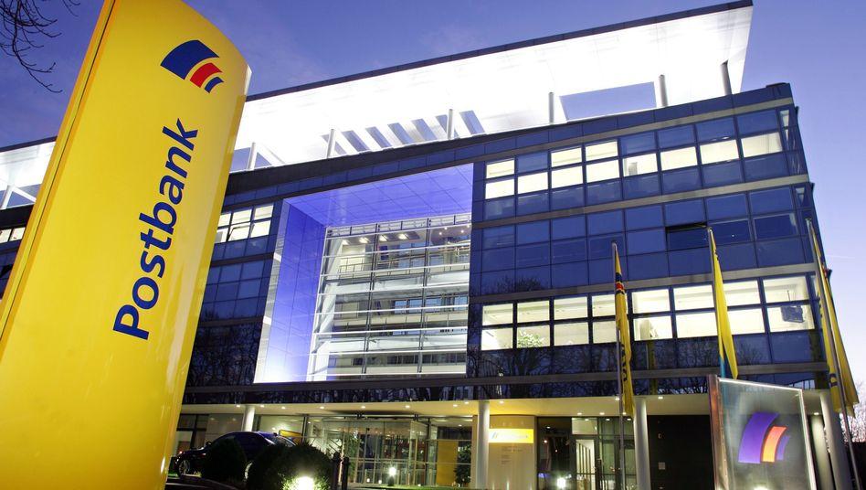 Die Zentrale der Postbank in Bonn