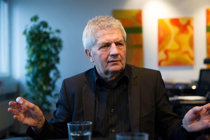 Roland Jahn, Bundesbeauftragter für die Unterlagen des Staatssicherheitsdienstes