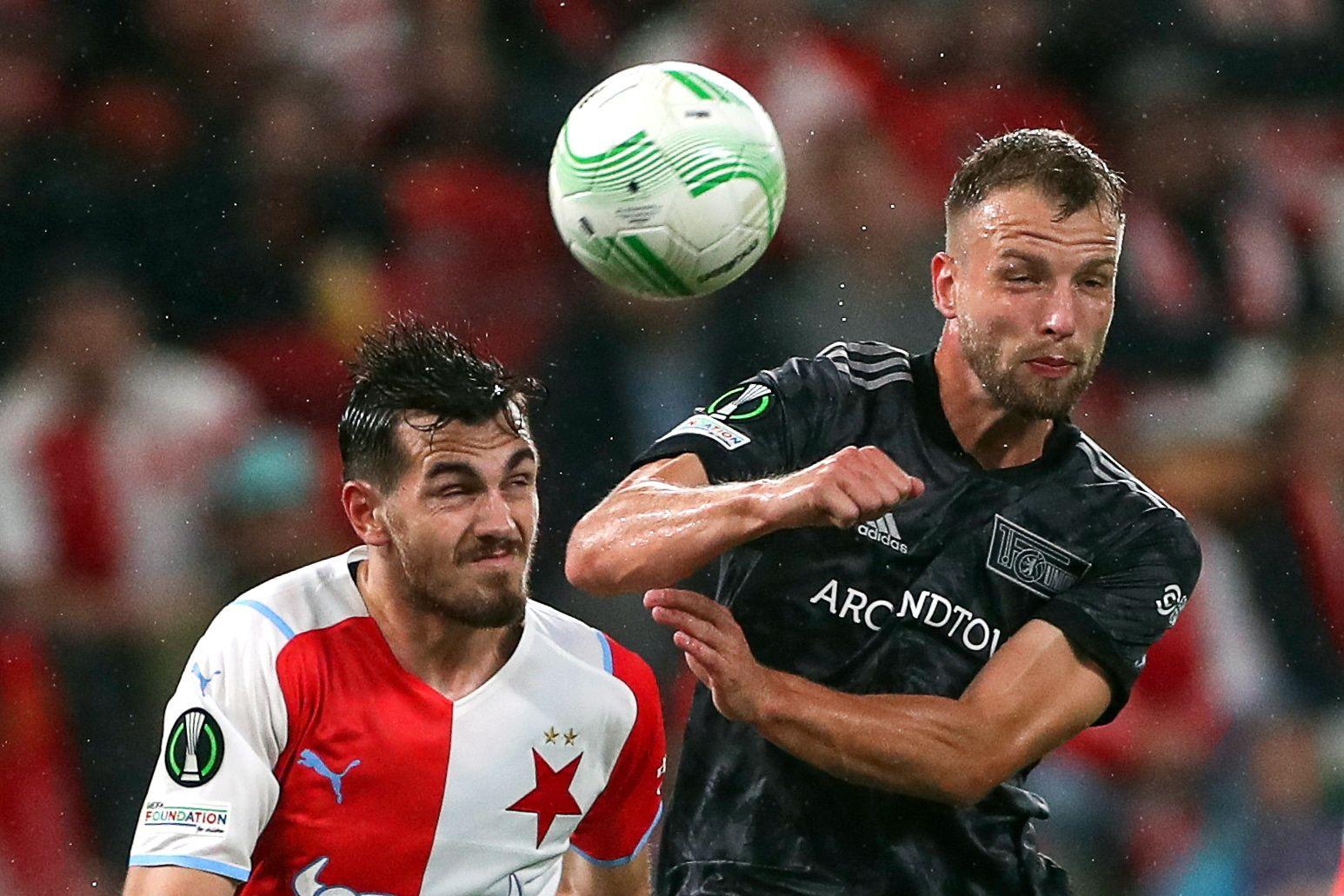 Slavia Prague vs Union Berlin