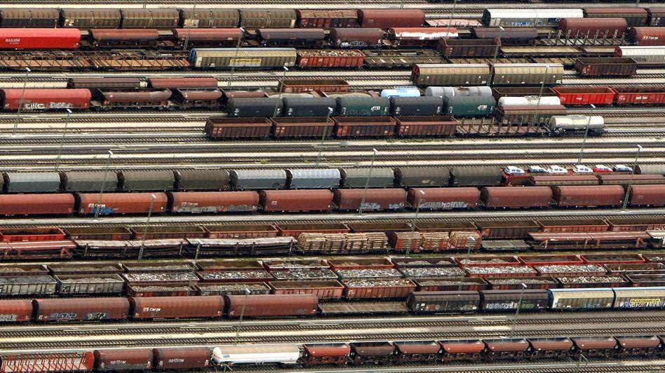 Güterbahnhof Mannheim: Das Problem ist die Doppelrolle der Bahn