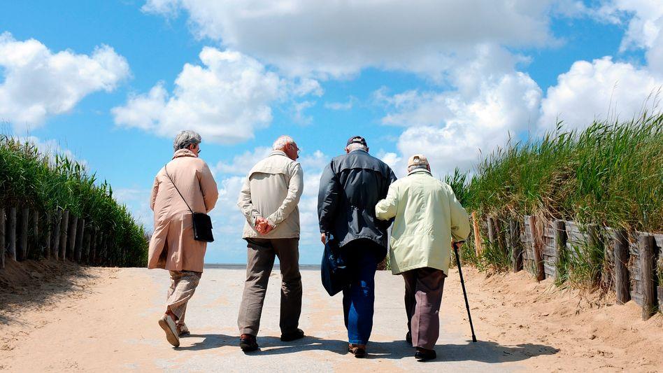 Nordseeurlauber: Ausgleich von Rentenminderung ist teuer