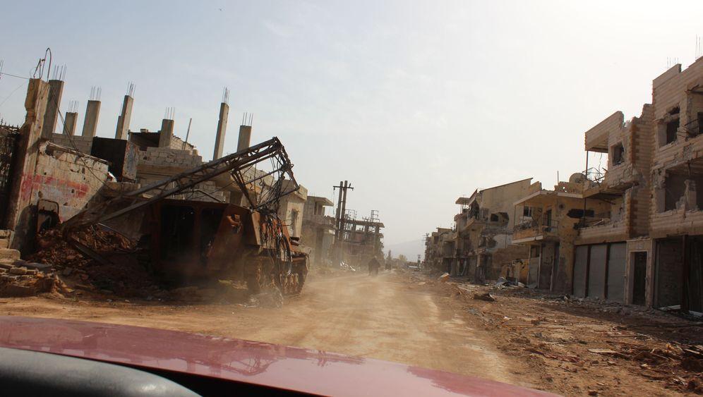 Photo Gallery: Zabadani, a City of Contradictions