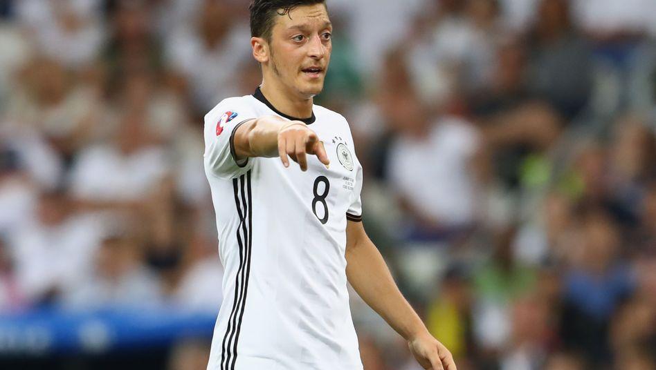Nationalspieler Mesut Özil