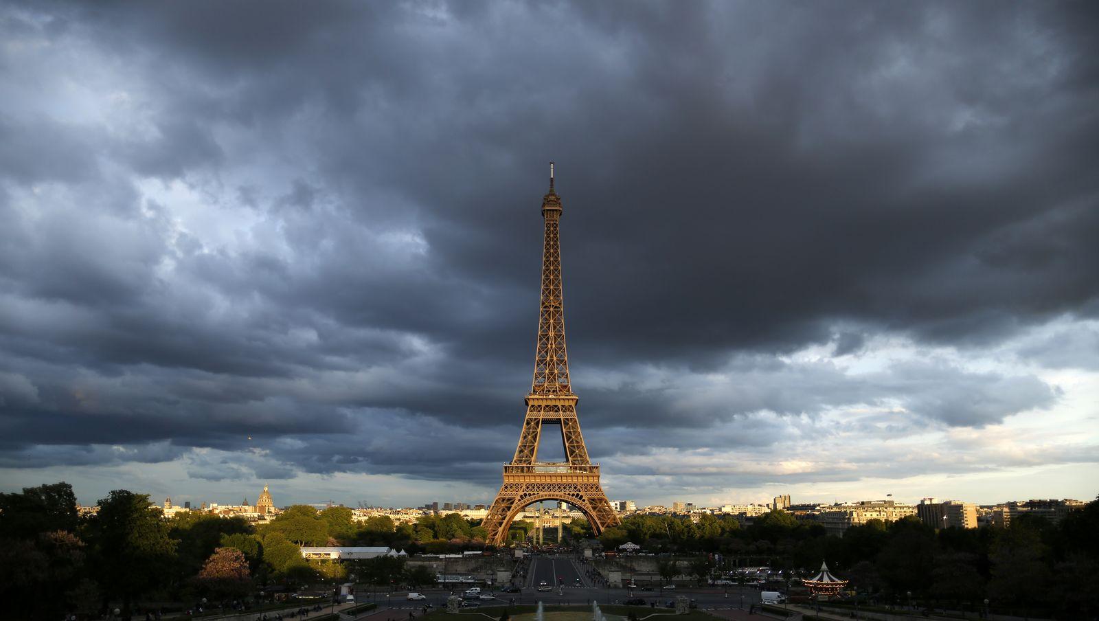 Frankreich/ Stimmung
