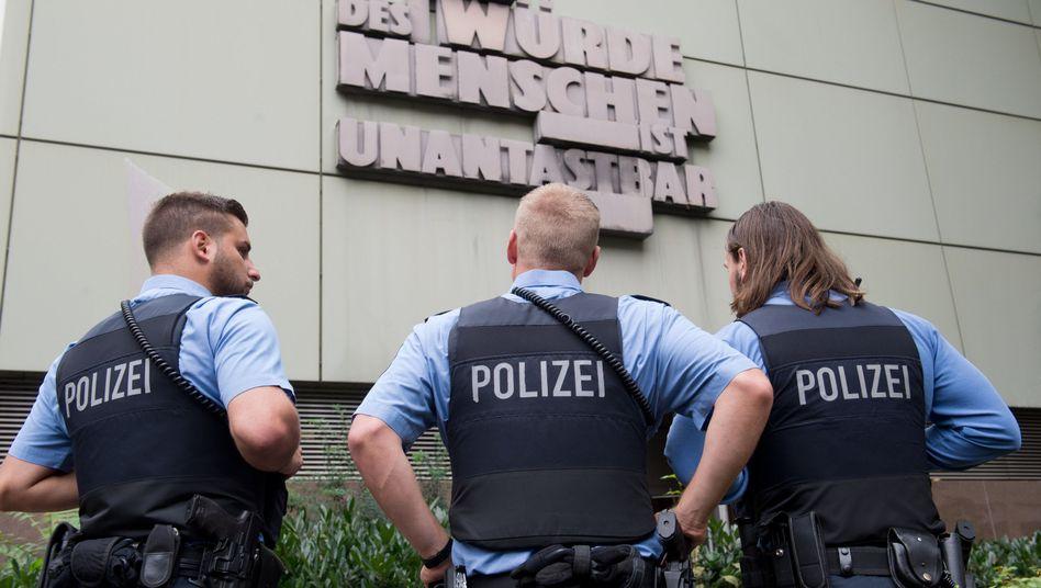 Hessisches Oberlandesgericht in Frankfurt am Main (Symbolbild)
