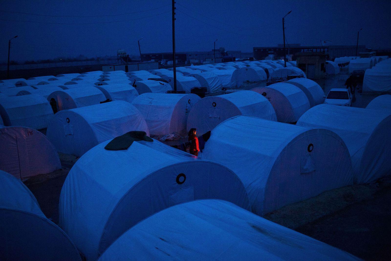 Syrien / Flüchtlingslager
