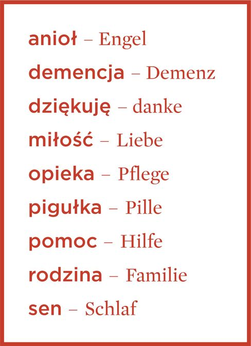 Wie gehts dir polnisch