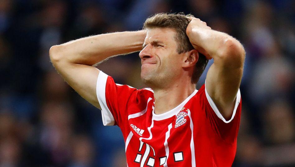Thomas Müller vom FC Bayern (Archiv)