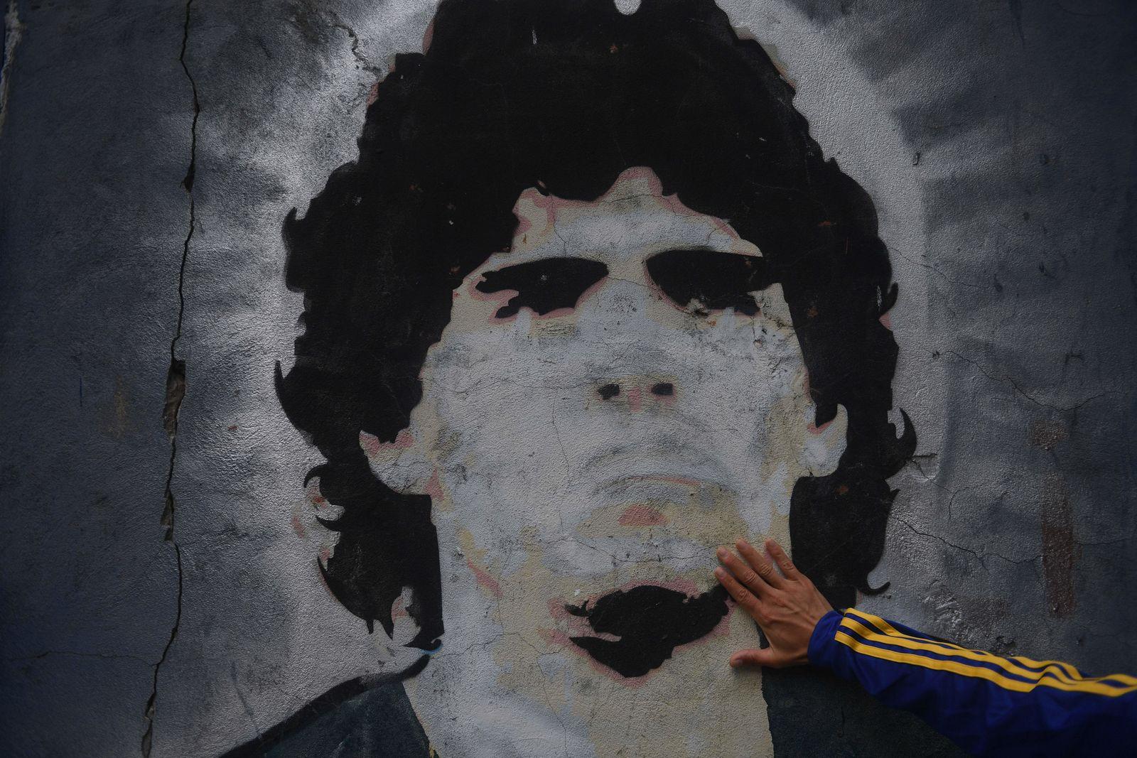 Diego Maradona ist gestorben